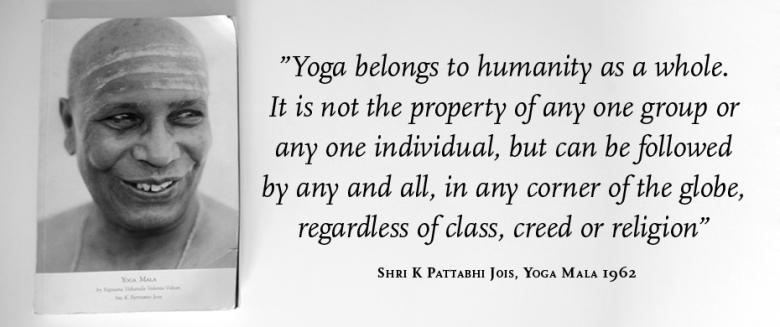 pattabhi yoga mala