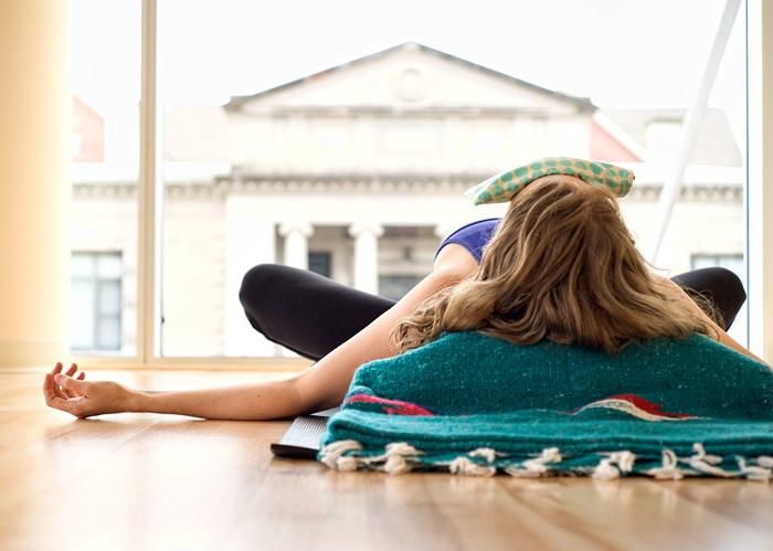 yin-yoga rlaxation