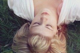 women face relaxation