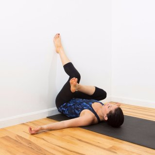 Relaxing-Wall-Yoga-Sequence